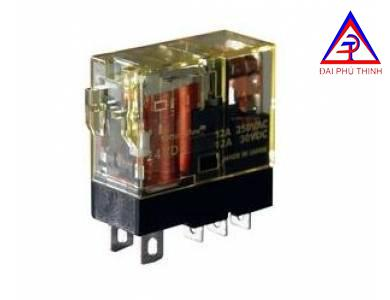 Rơ le loại nhỏ, 1 cực, Imax=12A RJ1S-CL-A230