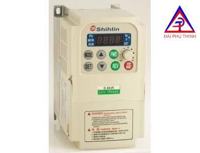 Biến tần SS series tải đơn giản 1Pha 220VAC