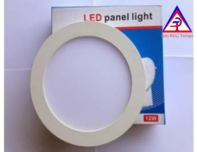 LED ốp trần tròn 12w