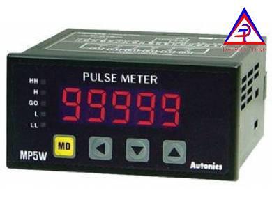 MP5W Đồng hồ đo tốc độ xung