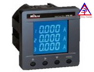 Mikro DPM380 : Đồng hồ tủ điện đa năng
