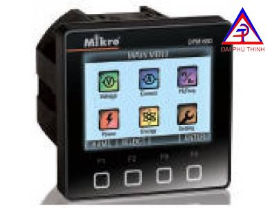 Mikro DPM680 : Đồng hồ giám sát năng lượng