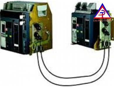 Bộ chuyển đổi nguồn ATS, NSX 3P 160A 70kA