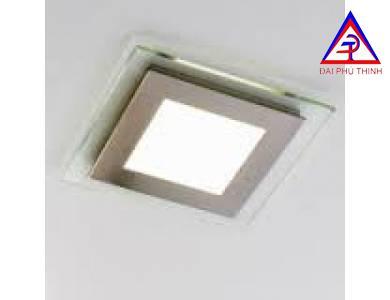 led COB âm trần kiếng tròn,vuông 18w