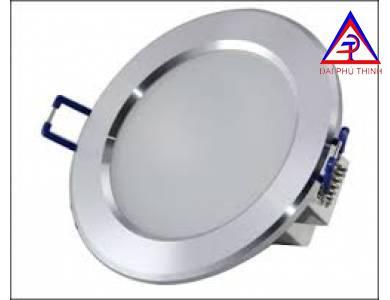 LED siêu mỏng tròn 6w
