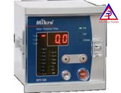 Mikro MPR500 : Rơle bảo vệ động cơ