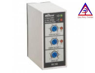 Mikro MX200A : bảo vệ quá áp, thấp áp, mất pha