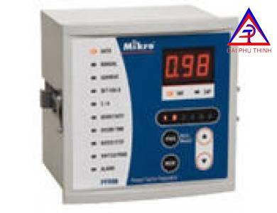 Mikro PFR96 : Bộ điều khiển tụ bù 6 cấp 96x96
