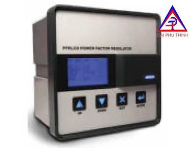 Mikro PFRLCD : Bộ điều khiển tụ bù cao cấp