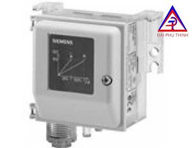 Cảm biến áp suất HVAC Siemens QBM66.202