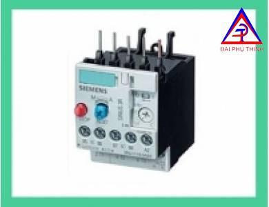 Relay nhiệt Siemens 0.45~0.63A 1NO + 1NC