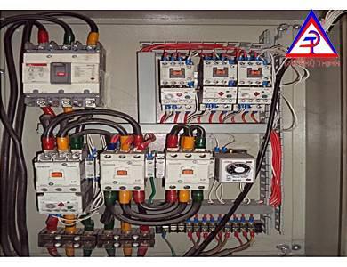 Tủ điện điều khiển sao tam giác