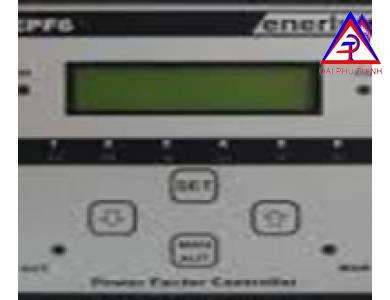 Bộ điều khiển tụ bù ENERLUX - ITALY