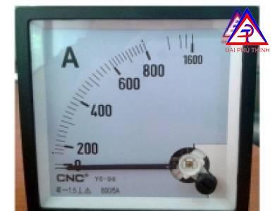 Đồng hồ Ampere