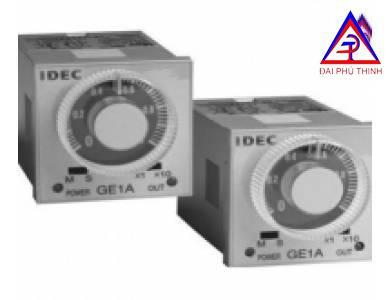 Timer đơn giản IDEC GE1A-B10MAD24