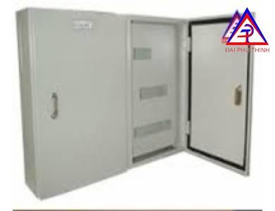 Tủ điện 2 lớp cửa