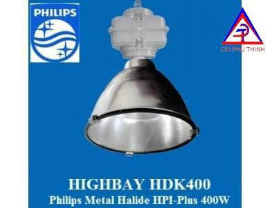 Bộ đèn cao áp highbay