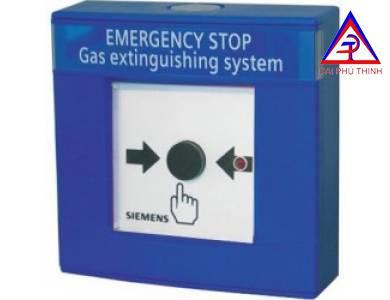 Nút nhấn ngưng xả khí